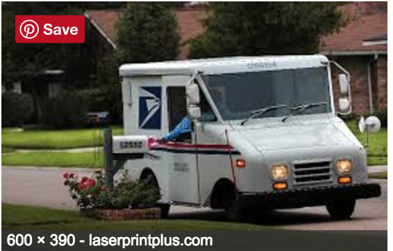 and simultaneously be able to stay in the truck and put mail in a mailbox the driver of the usps truck must have a right hand side driving vehicle