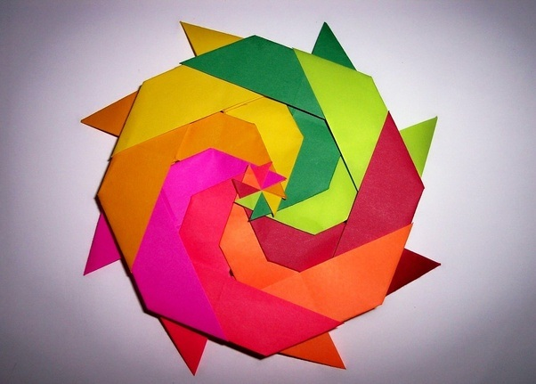 Simple Modular Origami Photo Credit To Christine Edison