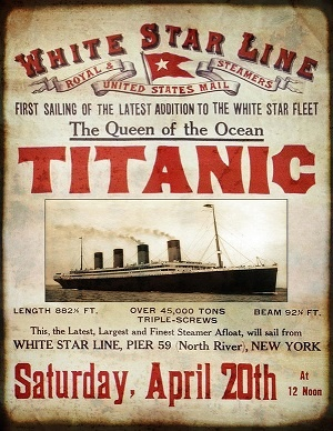 Why was the Titantic said to be unsinkable? And where did ...