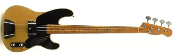 Later Precision Models Had The Dual Offset Pickup Design With A Re Designed Bridge Which Gives That Bass Characteristic Fat Bottom Y Sound