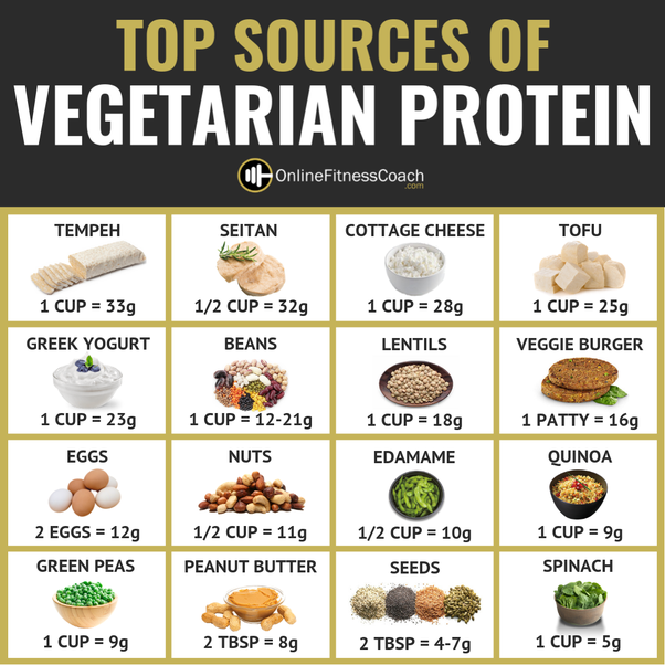 how to get protein on a vegetarian diet