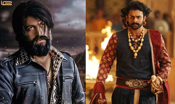 Which movie did you like the most, Bahubali or KGF? - Quora
