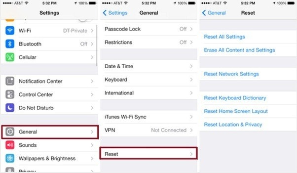 how can i reset my iphone how to factory reset my iphone quora 18436