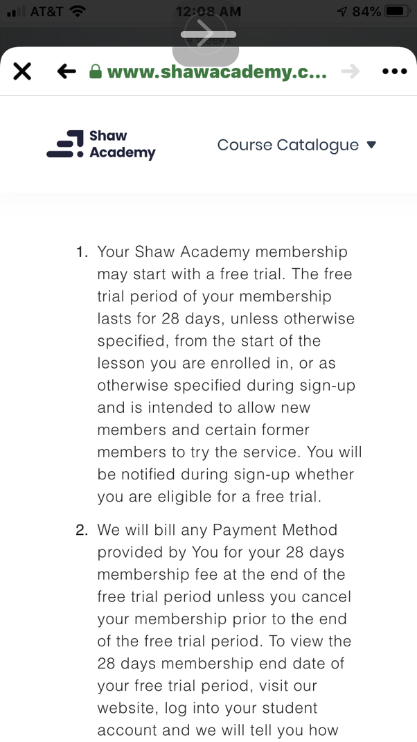 What Is A Review On The Shaw Academy Quora