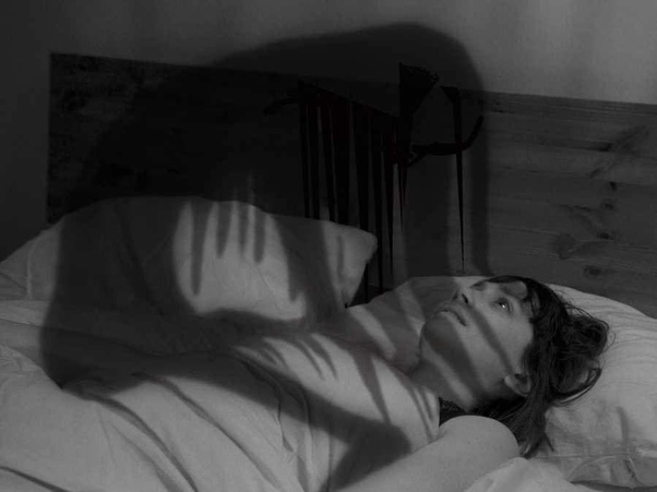 What's the scariest dream you've ever had without being able
