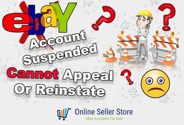 My eBay account got restricted (not suspended) to sell, is it true I