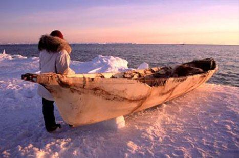 How Did The Inuit Build Boats
