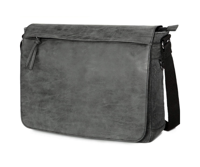 b12bee4822e2 ... staple for the new age man. The Tocode PU leather messenger bag  resonates to the millennial fashion standards and is the ideal choice for  any occasion.