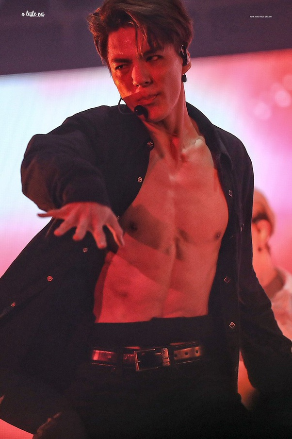 Which members of NCT have abs? - Quora