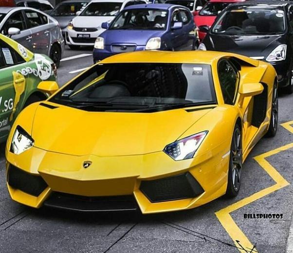 How To Get Job In Super Car Companies Such As Lamborghini Ferrari Bmw As A Mechanical Student Quora