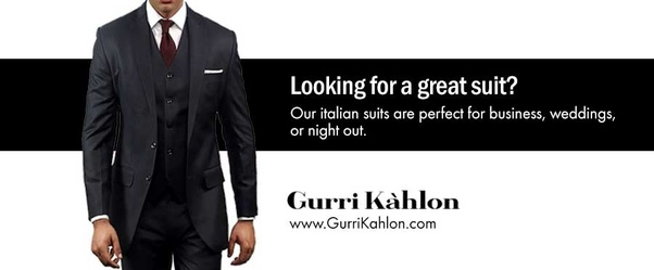 3b02f24397a What are some good tips for buying men s suits  - Quora