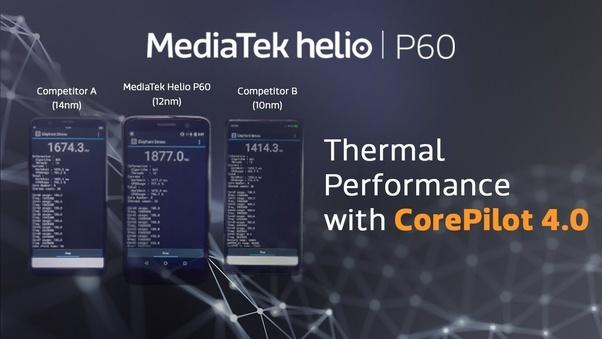 How good is the Mediatek Helio P60 processor? What Snapdragon