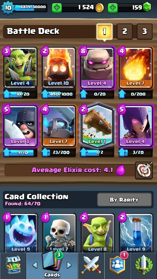 What Are Some Decks Which Suite Witch In Clash Royale Quora