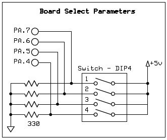 how to know the direction of an 8 dip switch quora rh quora com dip switch wiring diagram dip switch diagrama