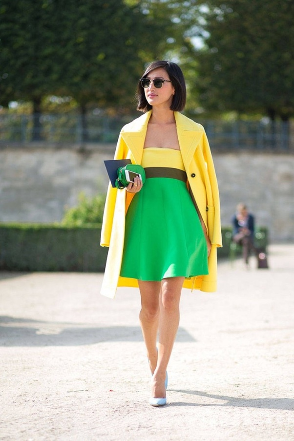 What are some best colour combinations for a lady to wear? - Quora