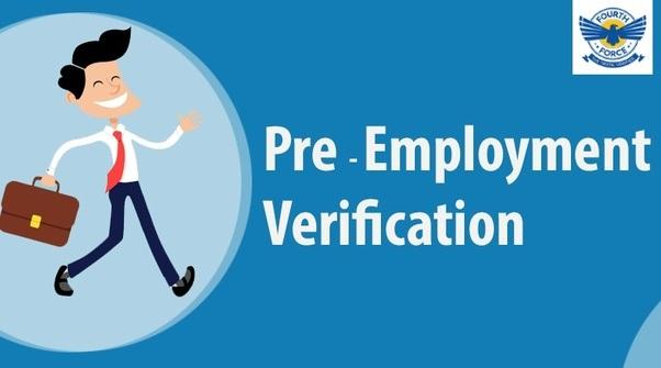 How Far Do Pre Employment Criminal Background Checks Go