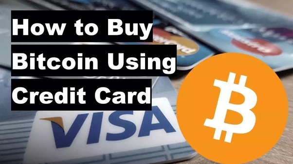 What is best way to buy Bitcoin via credit card? - Quora