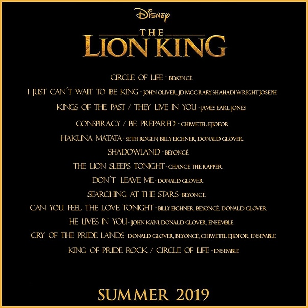 Did you like The Lion King remake? - Quora