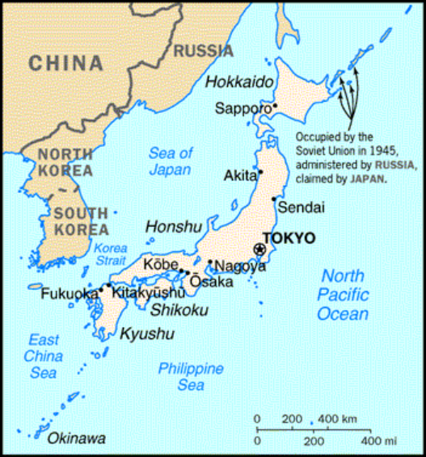 Why was japan not partitioned after world war ii quora heres whats left by the korean war gumiabroncs