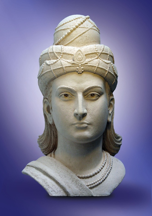 Who was the greatest, Ashoka o...