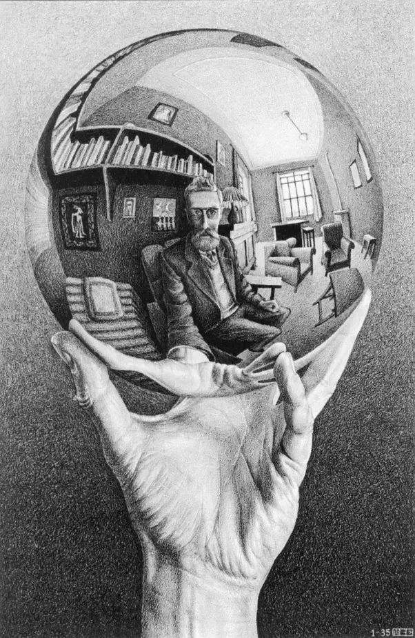 1989 and died in 1972 is one of my and my students favorites illusion artists a meticulous artist escher developed tessellations into an art form