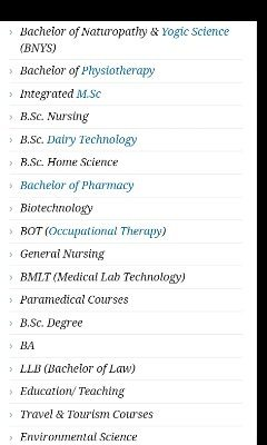 Best career options other than mbbs