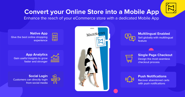 What is the best way to convert my WooCommerce website into