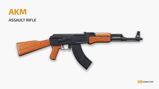 What are the best weapons in PUBG? - Quora