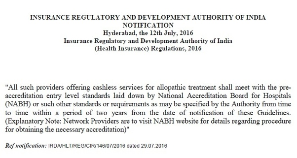 Is NABH mandatory? - Quora