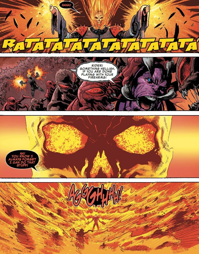 Who would win, Ghost Rider or Ultron? - Quora