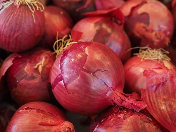 Sexual health benefits of onions and tomatoes