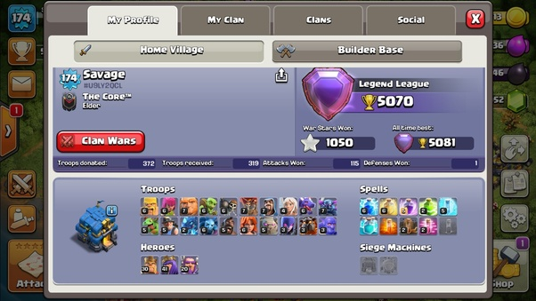 In Clash of Clans, is it worth upgrading all the fighters or