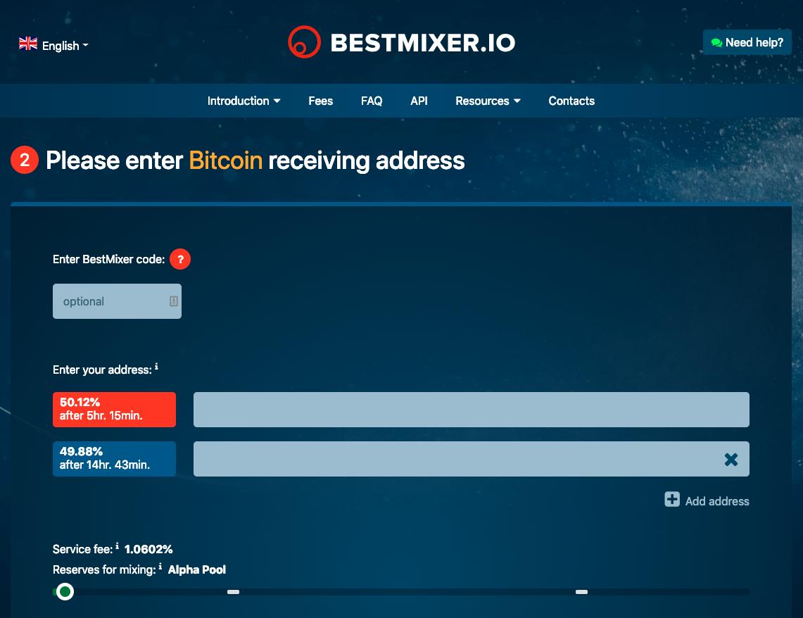 migliore bitcoin tumbler