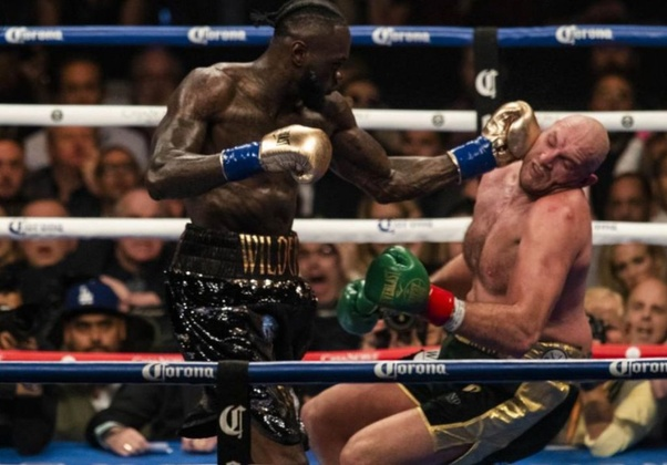 How would a Joe Louis and Deontay Wilder fight play out? - Quora