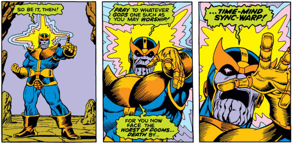 Goku Vs Thanos: If Ultra Instinct Goku Vs. Thanos, Who Would Win?