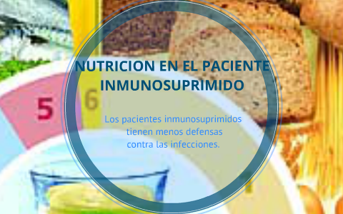 paciente inmunodeprimido que es