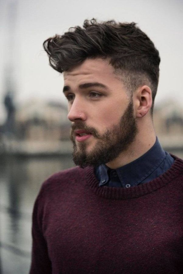 What Are Some Stylish Beard Styles Quora