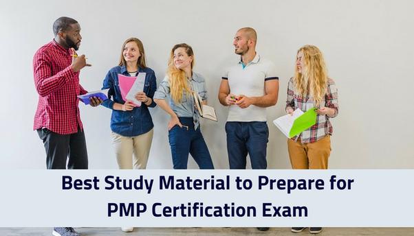 pmp exam study material pdf