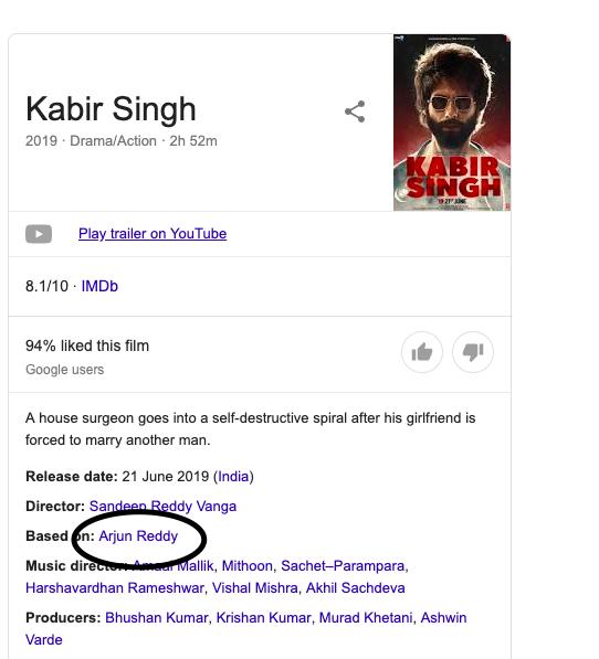 Is the Kabir Singh movie dubbed? - Quora