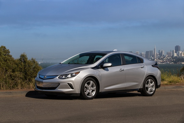 The Chevorlet Volt.