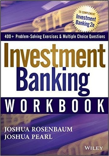 top investment banking books