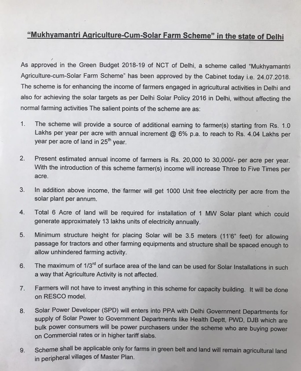 What Do You Think Of The Delhi Government S Announcement