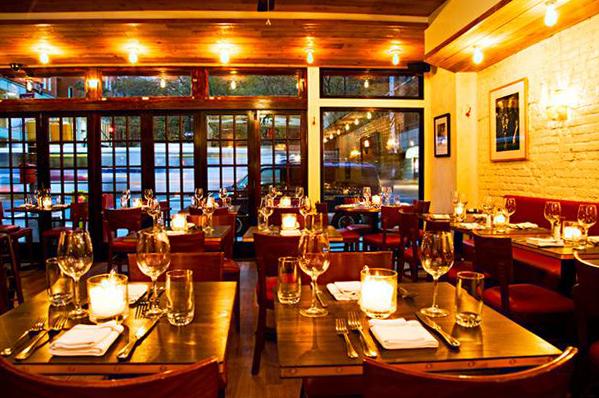 Balzac Restaurant New York