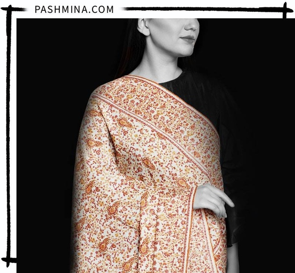 9453f996e8004 The best Pashmina Shawls are the ones that are Certified individually from  Ministry of Textiles as there are so much fake and blended Shawls being  sold in ...