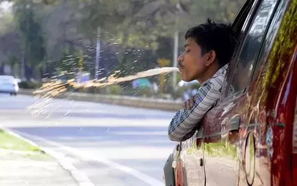 Do Youths Really Care About Street Etiquette in India?