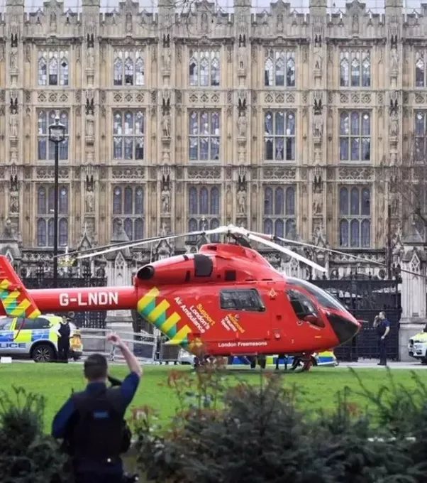 What Masonic Symbols Can You See In The Westminster Attack Or False