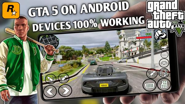 Rockstar Games Android