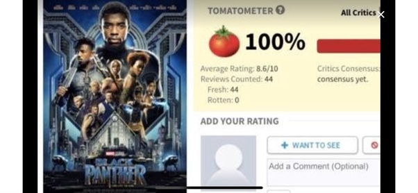 What movie is outrageously overrated on Rotten Tomatoes? - Quora