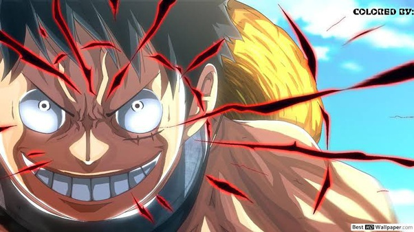 What If Current Luffy Wano Was There In The Marineford War Quora