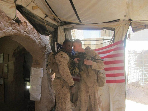 marines and navy relationship